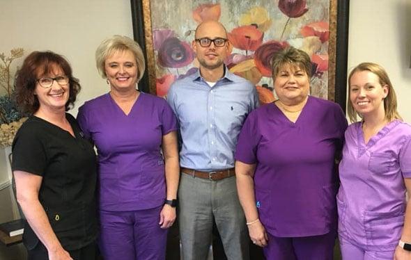 Staff at Plaxco Chiropractic Associates, LLC